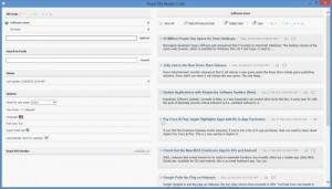 Enlarge Royal RSS Reader Screenshot