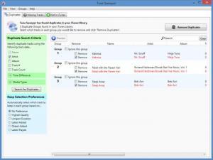 Enlarge Tune Sweeper Screenshot