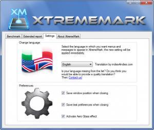 Enlarge XtremeMark Screenshot