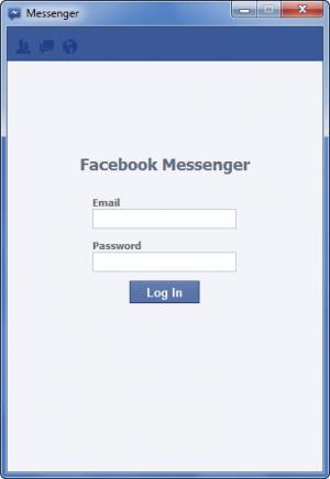 Enlarge Facebook Messenger Screenshot
