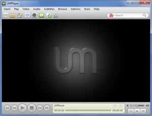 Enlarge UMPlayer Screenshot