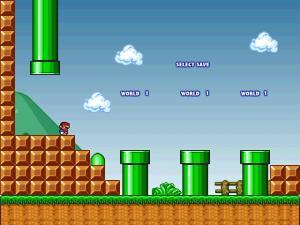 Enlarge New Super Mario Forever Screenshot