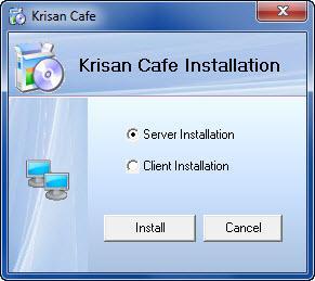 Enlarge Krisan Cafe Screenshot