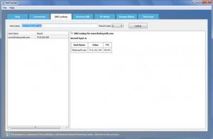 Enlarge NetToolset Screenshot