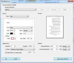Enlarge DeskPDF Studio X Screenshot
