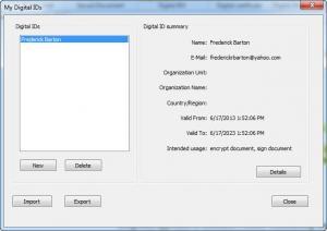 Enlarge DeskPDF Studio X Screenshot