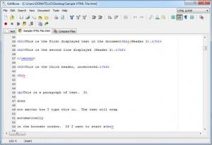 Enlarge EditBone Screenshot