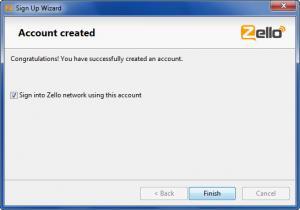 Enlarge Zello Screenshot