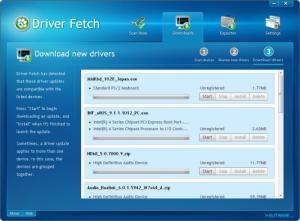 Enlarge Driver Fetch Screenshot