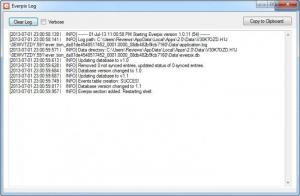 Enlarge Everpix Screenshot
