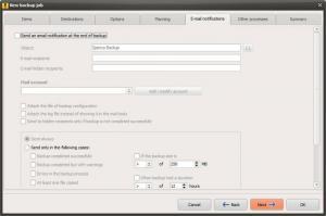 Enlarge Iperius Backup Screenshot