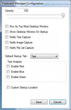 Enlarge Clipboard Manager Screenshot