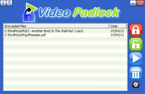 Enlarge Video Padlock Screenshot