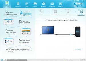 Enlarge Mobogenie Screenshot