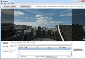 Enlarge Panolapse Screenshot