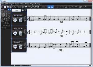 Enlarge Musink Lite Screenshot
