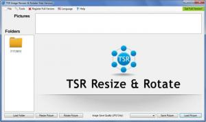 Enlarge TSR Resize & Rotate Screenshot
