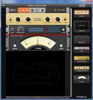 Enlarge Guitar Amp Screenshot