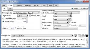 Enlarge Hybrid Screenshot