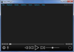 Enlarge Baka MPlayer Screenshot