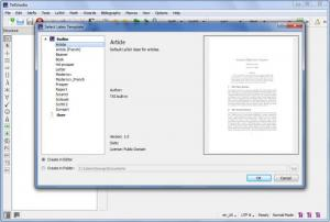 Enlarge TeXstudio Screenshot