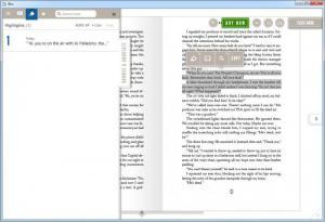 Enlarge Blio Screenshot