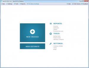 Enlarge Sleek Bill Screenshot