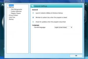 Enlarge Acebyte Utilities Screenshot