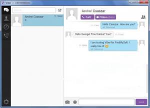 Enlarge Viber Screenshot