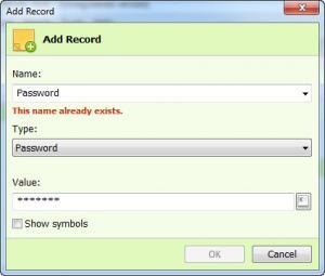 Enlarge My Data Keeper Screenshot