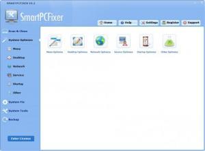 Enlarge SmartPCFixer Screenshot