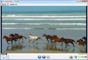 Enlarge VSO Media Player Screenshot