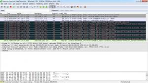 Enlarge Wireshark Screenshot
