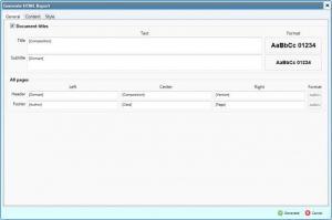 Enlarge ThinkComposer Screenshot