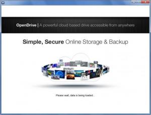 Enlarge OpenDrive Screenshot