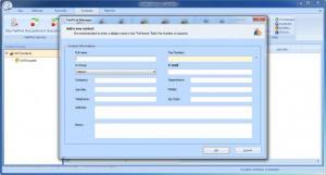 Enlarge FaxMind Server Screenshot