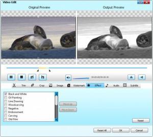 Enlarge Bigasoft Total Video Converter Screenshot
