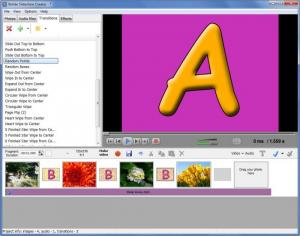 Enlarge Bolide Slideshow Creator Screenshot
