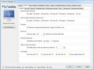Enlarge PC Monitor Manager Screenshot