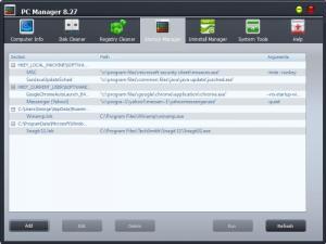 Enlarge PC Manager Screenshot