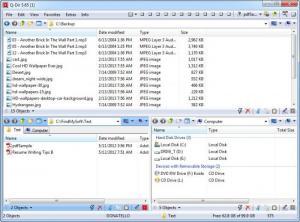 Enlarge Q-Dir Screenshot