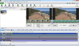 Enlarge VideoPad Video Editor Screenshot