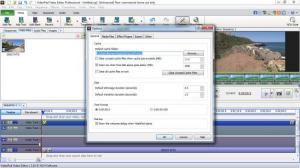 Enlarge VideoPad Video Editor Screenshot