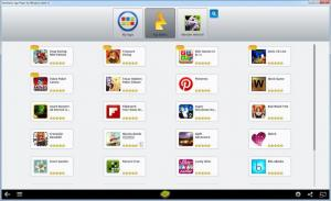 Enlarge BlueStacks App Player Screenshot