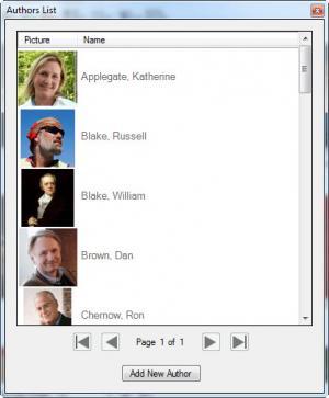 Enlarge DJOBooks Screenshot