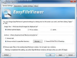 Enlarge EasyFileViewer Screenshot