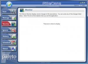 Enlarge FileCure Screenshot