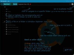 Enlarge Spyglass Screenshot