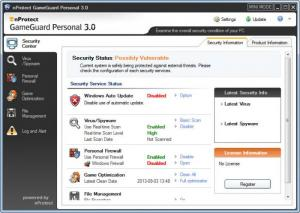 Enlarge nProtect GameGuard Screenshot
