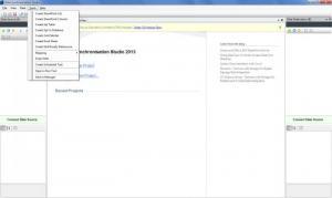 Enlarge Data Synchronisation Studio Screenshot